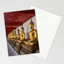 Wat Pho, Bangkok, Thailand Stationery Cards