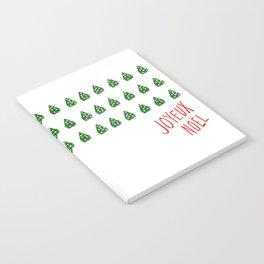 Joyeux Noel Notebook