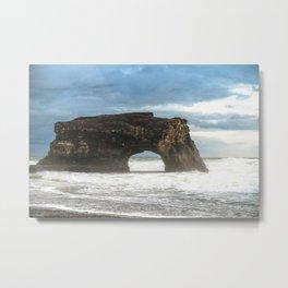 Natural Bridges Metal Print