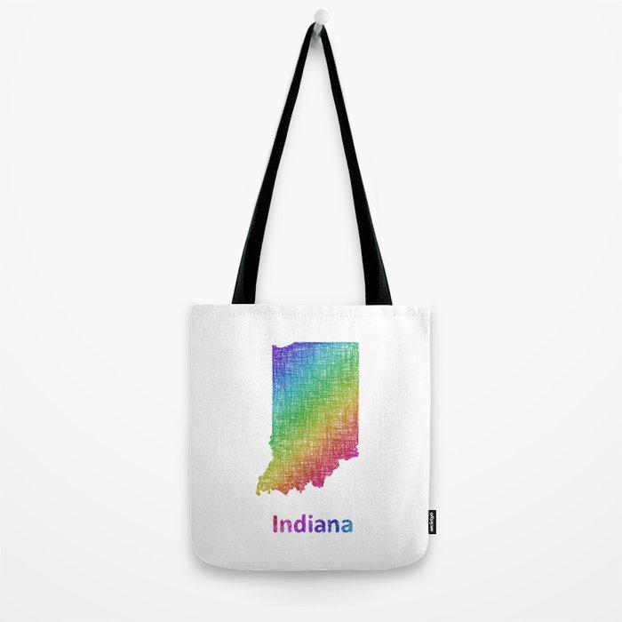 Indiana Tote Bag