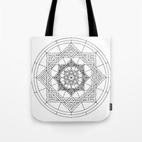 celtic Tote Bags featuring celtic by blacksparrow