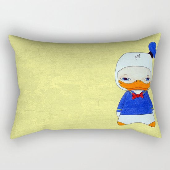 A Boy - Donald Duck Rectangular Pillow