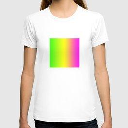 Happy Mood Blurred Colors T-shirt