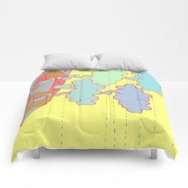 Cloud Factory Comforters
