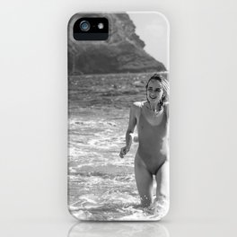 Pure Joy iPhone Case