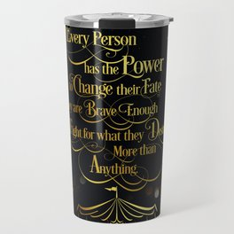 Caraval - Change Your Fate Travel Mug