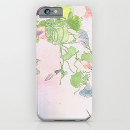 Revival of Spring iPhone Case
