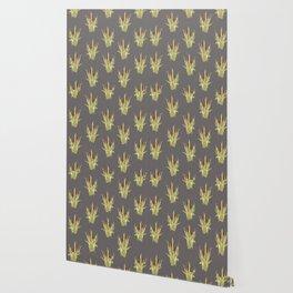 fall cattails Wallpaper