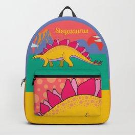 Stegosaurus Backpack