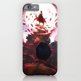 Akira iPhone Case