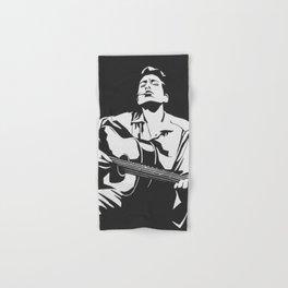 Bob Dylan Hand & Bath Towel