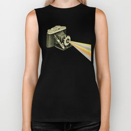 It's a Colourful World Biker Tank
