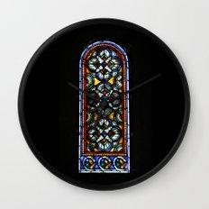 Cloisters Window Wall Clock