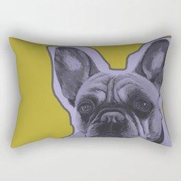 The Big Little Guy Rectangular Pillow