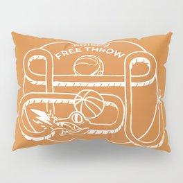 POISON FREE THROW Pillow Sham