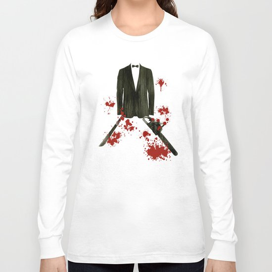 Smoking kills! Long Sleeve T-shirt