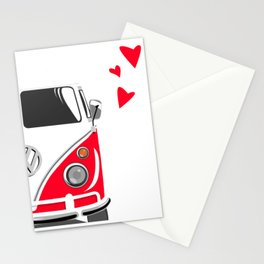 Combi LOVE RightSide Stationery Cards