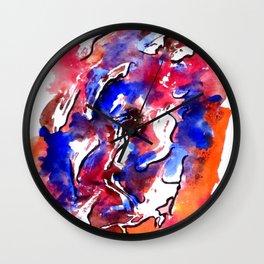 Art Doodle No. 13 Wall Clock