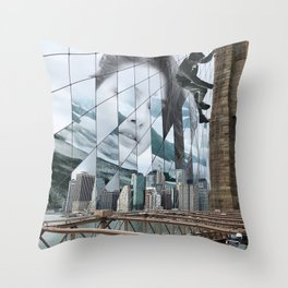 Visionary Dreams Throw Pillow