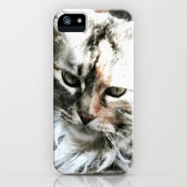 Darling 'Kitty' iPhone Case