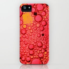 The Universe Is As Big As Your Mind iPhone Case