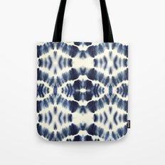 BOHEMIAN INDIGO BLUE Tote Bag