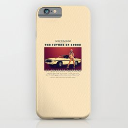 '77 Quiverer Fastback iPhone Case