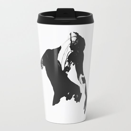 Beautiful Movement Metal Travel Mug