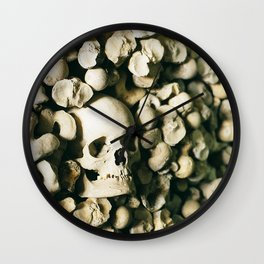 Crypt Wall Clock