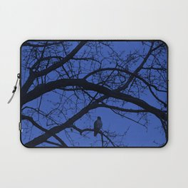 Hawk in Tree Laptop Sleeve