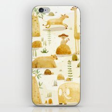 how the leopard got his spots #1 iPhone & iPod Skin