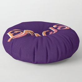 Exercise Floor Pillow
