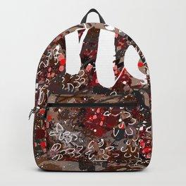 Couronne de Noël Backpack