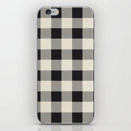 Buffalo Plaid iPhone Skin