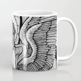Sunflower Angel Coffee Mug