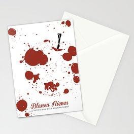¿Temes que esté envenenada? Stationery Cards