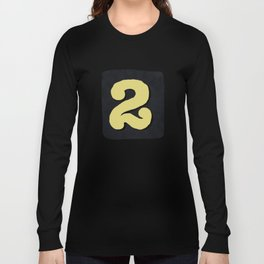Number2 Long Sleeve T-shirt