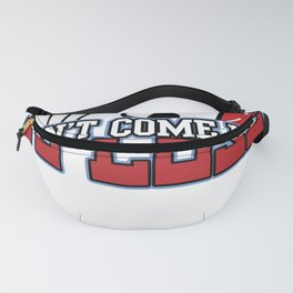 I Didn't Come Here To Lose Poker Player Fanny Pack
