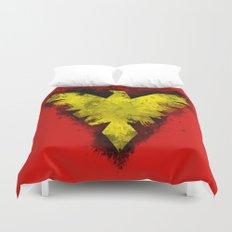 Phoenix - X-Men Duvet Cover