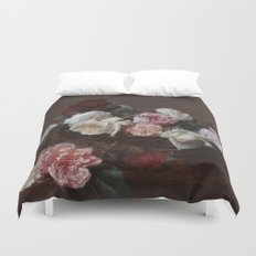 New Order - Power Corruption Lies Duvet Cover