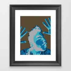 Manprint Framed Art Print