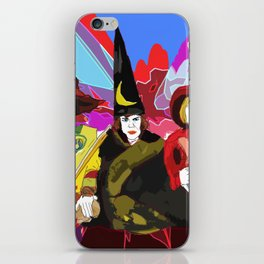 The Rolling Magicians iPhone Skin