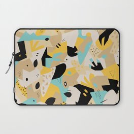 Composition two Laptop Sleeve