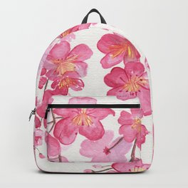 Weeping Cherry Blossom Backpack
