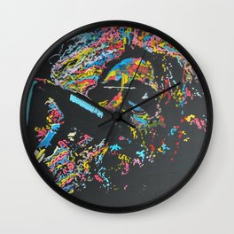 Wharf Rat Wall Clock