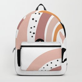 Mama Rainbow Mom Baby Pregnancy Mother Backpack