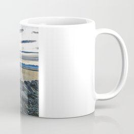 Dusk over South Bay, New Zealand Coffee Mug