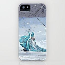 Frozen - A Sister's Sacrifice iPhone Case