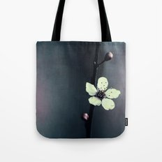 flower blossom Tote Bag