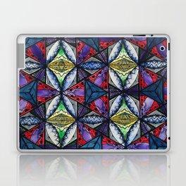 Crystalized Merkaba Laptop & iPad Skin